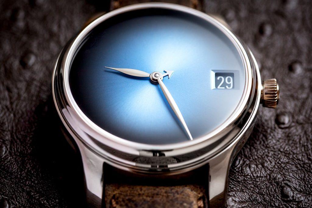 Endeavour Perpetual Calendar CU Watch