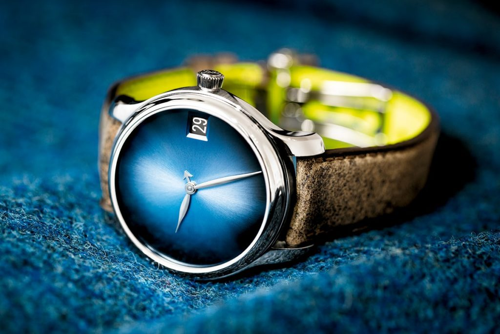 Endeavour Perpetual Calendar Concept Watch